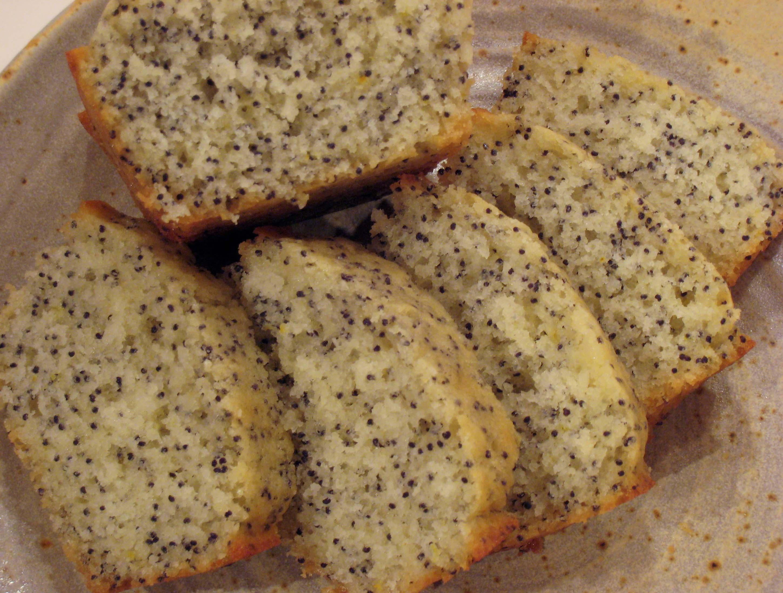 Day 93 – Lemon Poppy Seed Cake | Christine Twardzik is ...